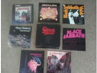 Black Sabbath- The Sabbath Collection Vinyl Box Set