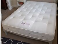 Loaf Kingsize Mattress - used but very good condition