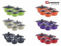 cooking pots / casserole pans