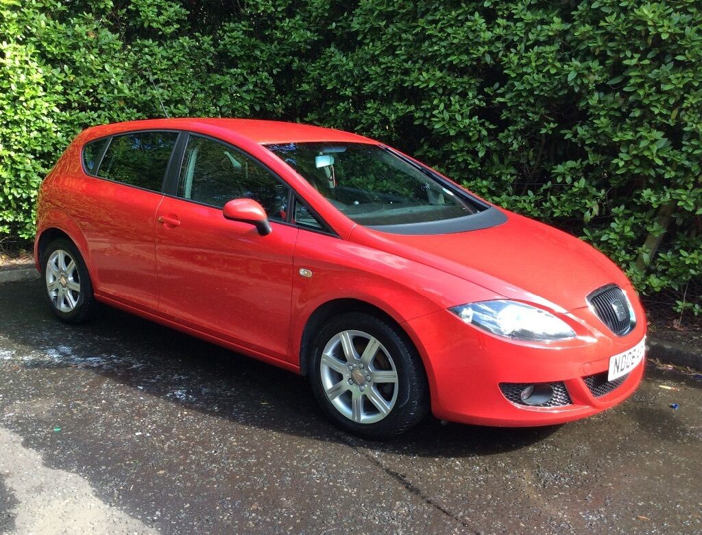 2006 seat leon hatchback 1 9 tdi stylance 5dr diesel for sale very well looked after in leven. Black Bedroom Furniture Sets. Home Design Ideas