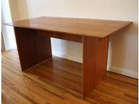 dinning table -table /mid century modern convertible