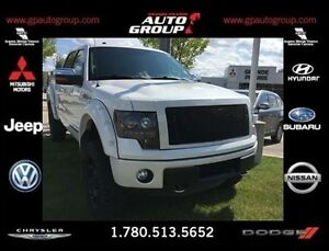 2012 Ford F-150 PLATINUM|FULLY LOADED