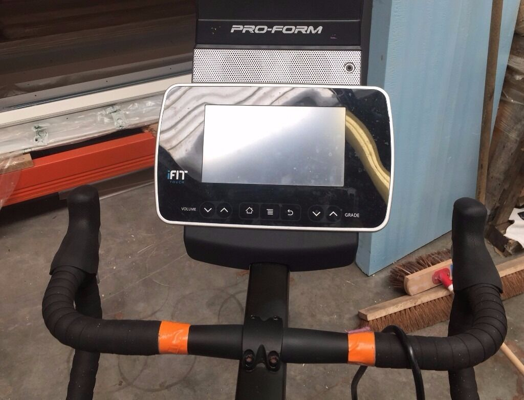 proform tour de france rs exercise bike 2015 centennial edition in bishopbriggs glasgow. Black Bedroom Furniture Sets. Home Design Ideas