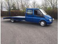 Ford Transit MK6 Crew Cab Recovery Truck