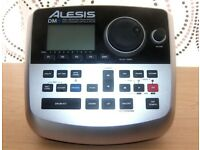 Alesis DM 8 , Drum Module for Electronic Drum Kit with 750 Dynamic Sounds + Power Supply.