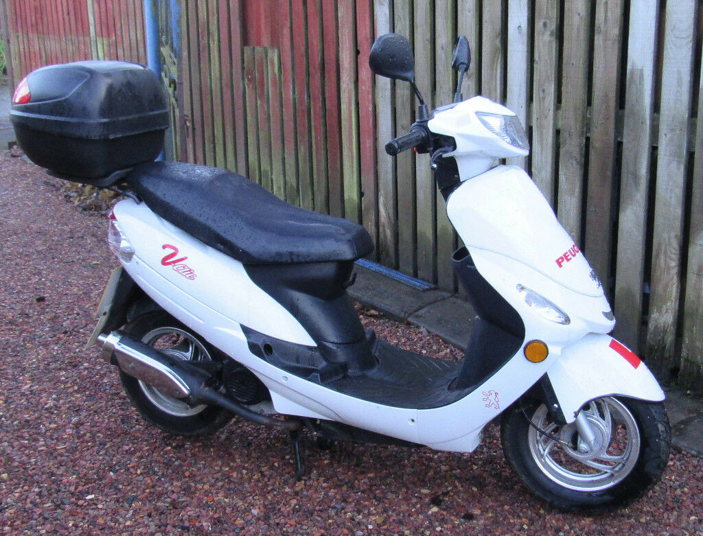 Peugeot V clic 50 evp 50cc moped