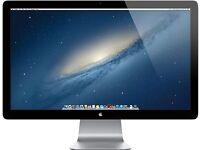 Apple Mac 27 inch Thunderbolt Display £200.00