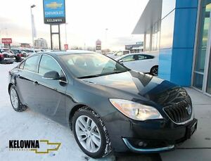 2016 Buick Regal Turbo FWD, Leather, Back Up Camera, Alloys