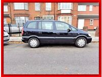 LPG --- 7 Seater --- Vauxhall Zafira --- Automatic --- Duel Fuel --- alternate4 galaxy sharan previa