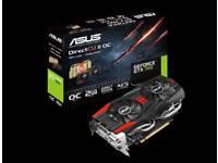(2x SLI) ASUS GeForce GTX 760 DirectCU II OC