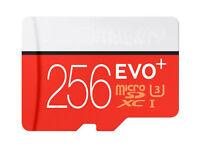 256GB EVO plus 95MB/s MicroSD SDXC UHS-I Class 10 Memory Card.
