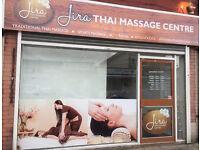 Jira Thai Massage Centre - Reddish - Special offers!