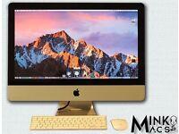 " Quad Core i5 21.5"" Apple iMac 2.5Ghz 4gb 500gb Logic Pro Ableton Pro Tools 10 FL Studio Sibelius"
