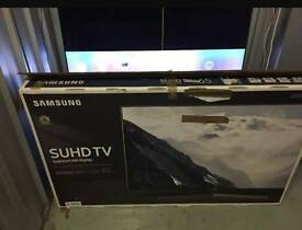 "Samsung 65"" SUHD 4K Smart led TV"