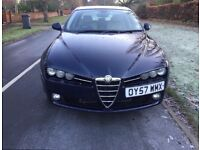 Alfa Romeo 159 2.2 (57reg) 210 BPH -full service history-2 keys-