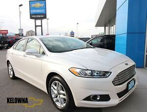 2014 Ford Fusion SE, Heated Leather, Bluetooth, Navigation