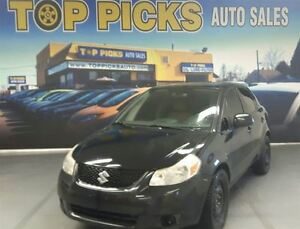 2009 Suzuki SX4 SEDAN, AUTOMATIC, POWER GROUP AND MORE!