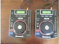 Pair of newmark ndx 200