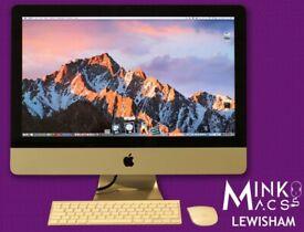 Apple iMac 21.5' 4K i5 3.1Ghz 8GB Ram 1TB HDD Logic Pro X Final Cut Pro Adobe Suite Warranty