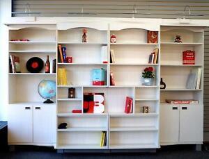CANADA LIT, Bibliothèque-lit Double