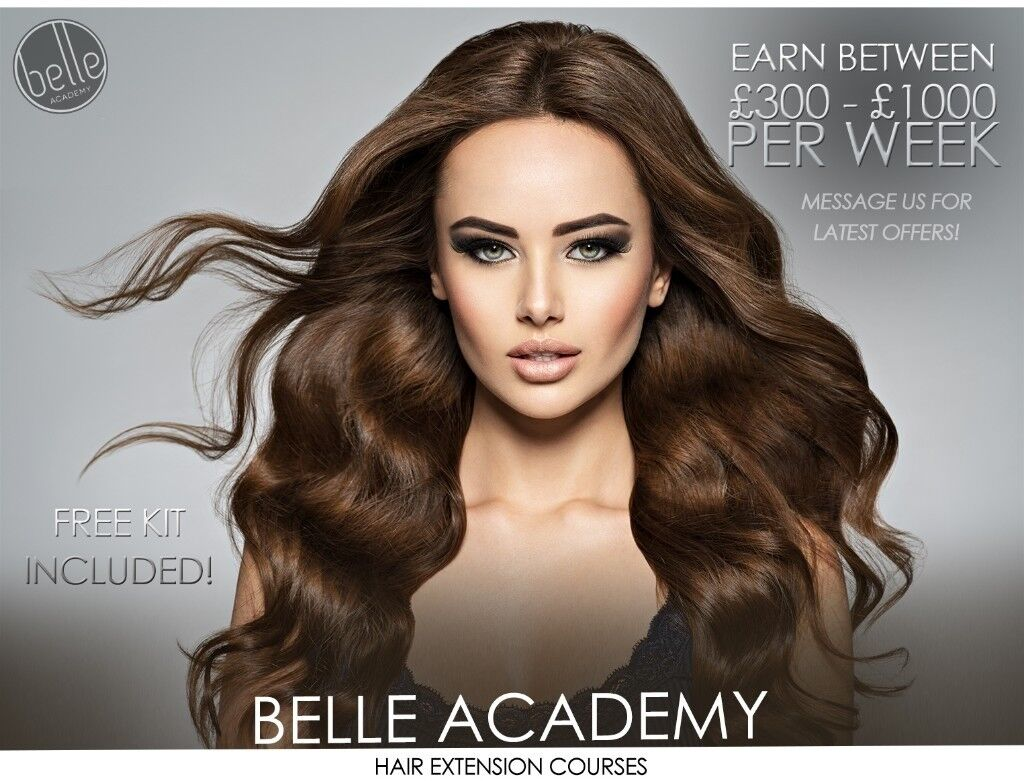 Hair Extension Courses Brighton All Inclusive Of Training