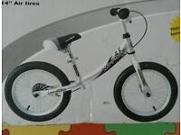 Weeride deluxe 1st balance bike.