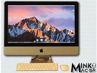 " 3.06Ghz Core i3 Apple 21.5"" iMac 8gb 500gb Logic Pro Cubase 8 Omnisphere iZoTope Mastering FCPX "