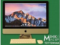 "Slim 21.5"" Apple iMac 3.1Ghz Quad Core i7 16gb Ram 1TB Reason Logic Pro X Cubase Ableton Adobe FCPX"