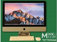 "2.8Ghz Dual Core 27"" Apple iMac 4GB 1TB HD Final Cut Pro X Native Instruments Massive Ableton Live"