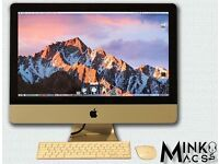 "Apple iMac 21.5"" Quad Core i5 2.5Ghz 8gb Ram 500gb Logic Pro X Cubase 8 Ableton 9 Native Instruments"