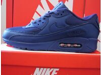 Brand new in box NIKE AIR MAX 90 - Blue