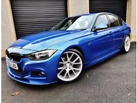 2013 BMW 320D M SPORT PERFORMANCE KIT NOT 330D 325D M3 AUDI A3 A4 A5 A6 S LINE C220 AMG GOLF CIVIC
