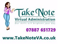 Virtual Assistant - Here to help you with your admin!
