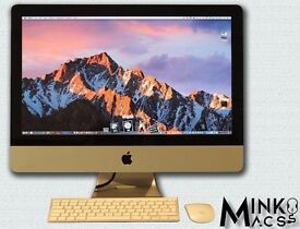 " 2.5Ghz Core i5 Apple 21.5"" iMac 4gb 500gb Logic Pro X Cubase 8 Microsoft Office Reason Ableton "