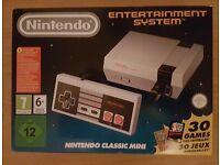 Nintendo Classic Mini NES Console BNIB 2016
