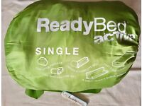 Readybed - single all in one Inflatable camp bed