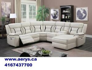 FURNITURE WAREHOUSE SECTIONAL SOFA ON HUGE SALE STARTS FROM $299 !!!! CALL 4167437700 !!