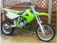 Kawasaki kx80 2002 cr rm yz ktm