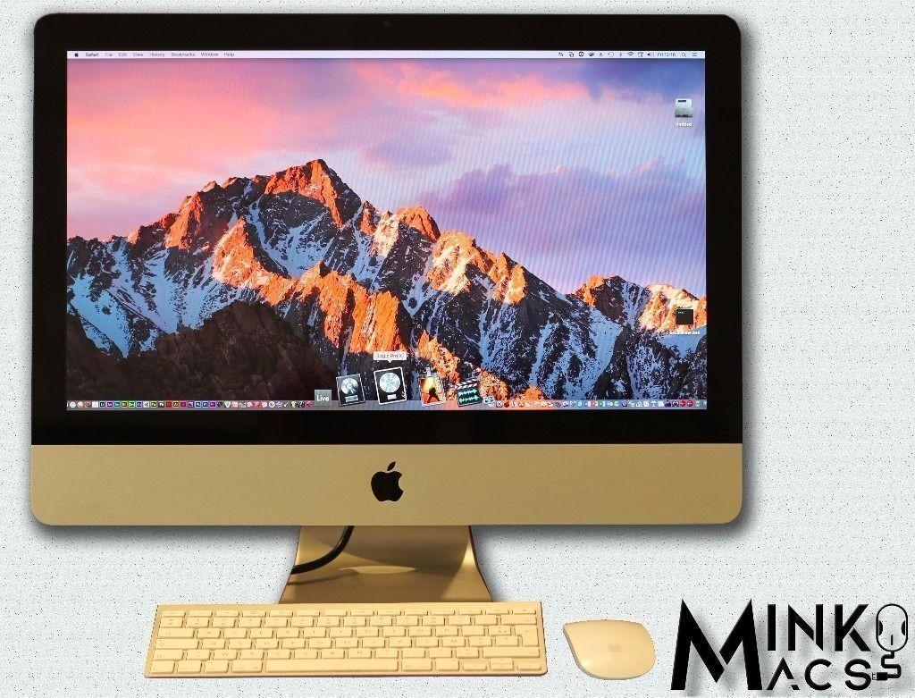 "Slim Quad Core i5 27"" Apple iMac 2.9Ghz 32gb Ram 1TB HDD Final Cut Pro X Cubase Logic FM8 Massivein Camden, LondonGumtree - Latest Slim 27"" Apple iMac 2.9Ghz Quad Core i5 Processor Memory 32GB RAM Storage 1TB Hard Drive 3 x USB 2.0 ports /Firewire 800 & 400 ports /Mini Display output /Bluetooth 3.0 /802.11 Wireless Installed with the NEW OSX Sierra Operating System 10.12..."