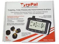 TyrePal Tyre Pressure Monitoring System for cars and caravans