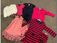 Baby Girls Ralph Lauren Clothes Bundle