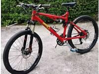Moda Presto Mountain Bike