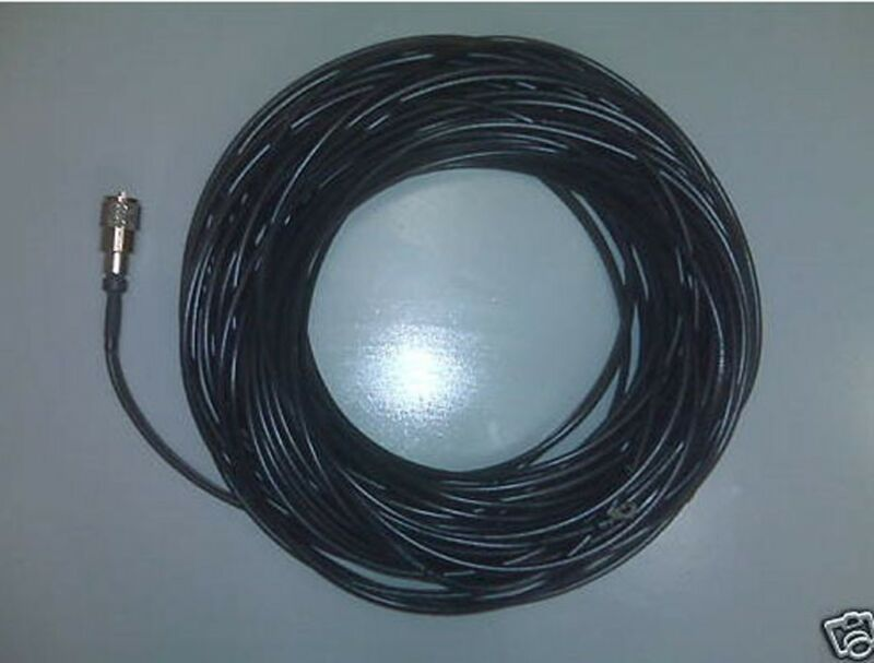 80 - 10 Meter HF Stealth-Portable End-Fed Wire Antenna