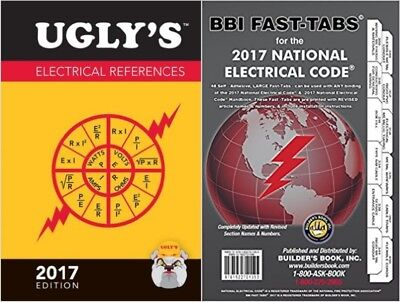 Ugly's Electrical References and Fast Tabs based on NEC 2017 Code
