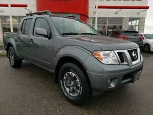 2018 Nissan Frontier PRO-4X NAVIGATION/ LEATHER/ROOF
