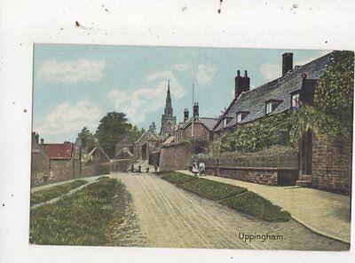 Uppingham Rutland Vintage Postcard 957a