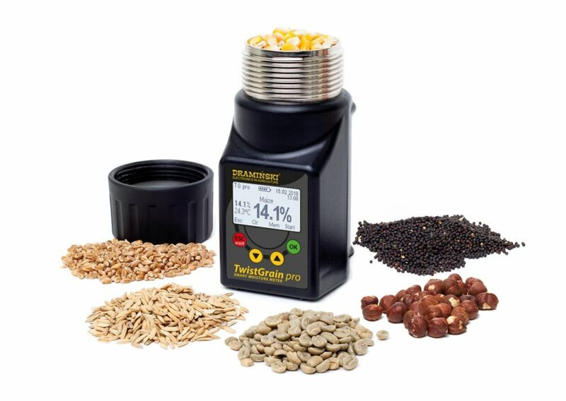 Grain Moisture Meter, Twist Grain Pro