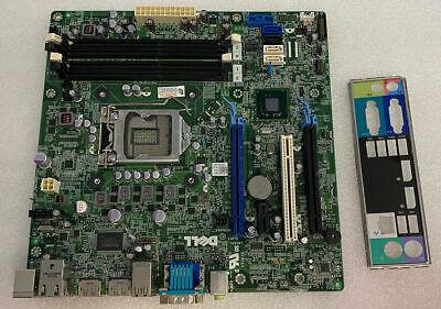 Dell Optiplex 7010 MT/DT Motherboard w/ I/O Shield KRC95 GY6Y8 M9KCM YXT71
