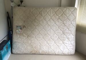 FREE - mattress .. must go today :)