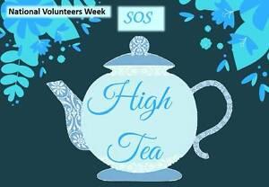 Volunteering WA SOS High Tea Bayswater Bayswater Area Preview